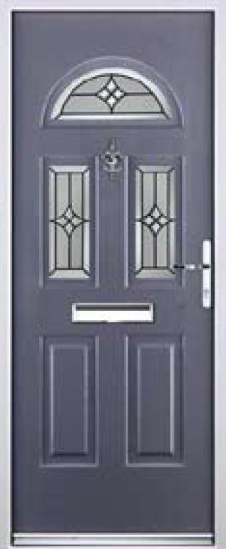 Composite french patio rock sliding bi fold upvc for Grey french doors uk