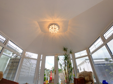 Conservatory Roof Conversions Fife Scotland